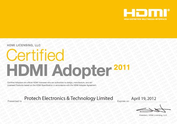 Protech HDMI Adopter
